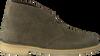 Groene CLARKS Veterboots 26138111 DESSERT BOOT - small
