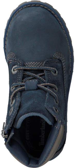 Blauwe TIMBERLAND Enkelboots POKEY PINE 6IN BOOT  - large