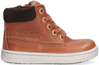 Cognac SHOESME Hoge sneaker UR21W045  - medium