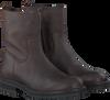Bruine HIP Lange laarzen H1101  - small
