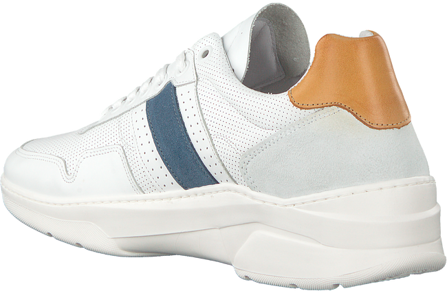Witte CYCLEUR DE LUXE Sneakers CLEVELAND xZsXs3Oe