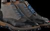 Grijze CYCLEUR DE LUXE Nette schoenen LIMA  - small