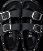 Zwarte BIRKENSTOCK Slippers ARIZONA BIG BUCKLE  - small