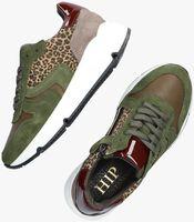 Groene HIP Lage sneakers H1918  - medium