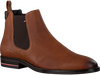 Cognac TOMMY HILFIGER Chelsea boots SIGNATURE HILFIGER CHELSEA  - small