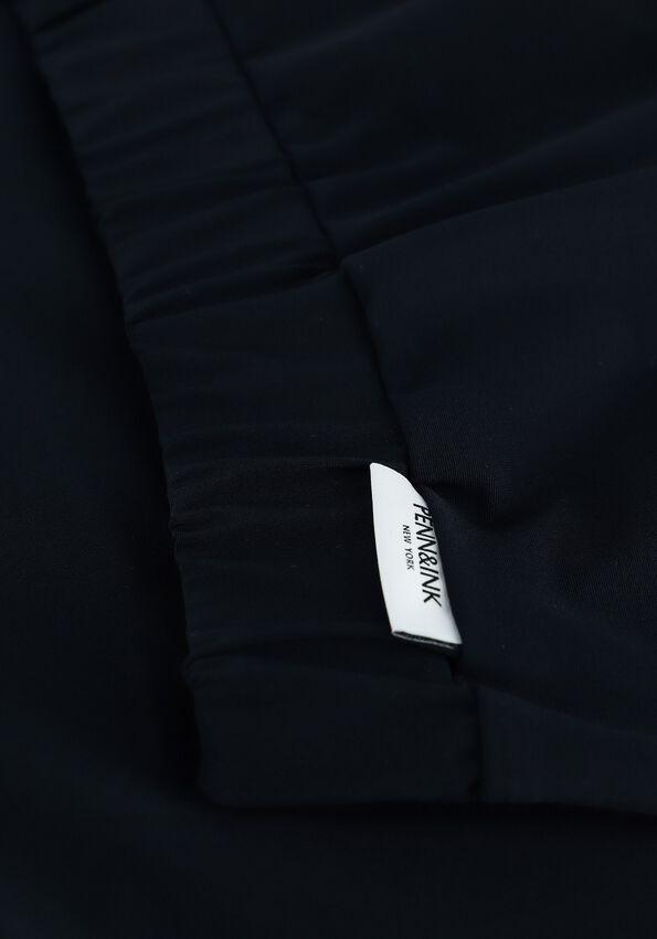 Blauwe PENN & INK Sweater W21N1024A  - larger