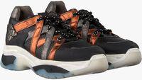 Zwarte BRAQEEZ Sneakers BOWIE BALE  - medium