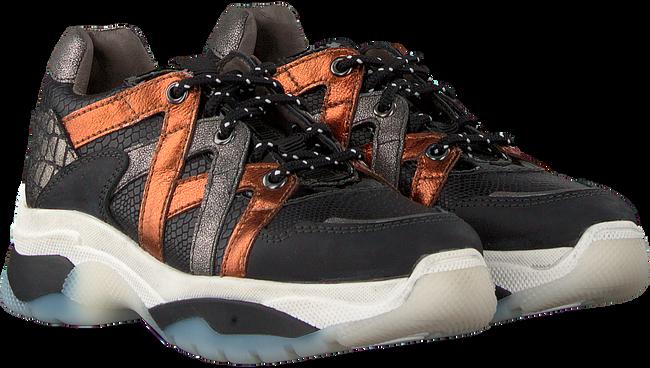 Zwarte BRAQEEZ Sneakers BOWIE BALE  - large