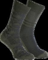 Groene MARCMARCS Sokken DAVE  - medium