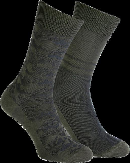 Groene MARCMARCS Sokken DAVE  - large