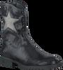 Zwarte HIP Lange laarzen H1106  - small
