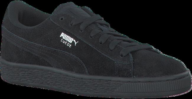 Zwarte PUMA Sneakers SUEDE JR - large