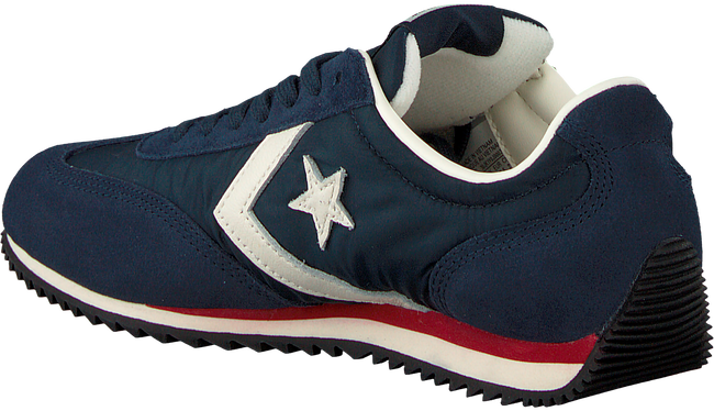 Blauwe CONVERSE Ballerina's ALL STAR TRAINER OX TOTAL ECL - large