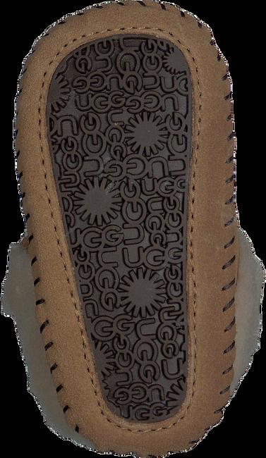Bruine UGG Babyschoenen SPARROW  - large