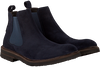 Blauwe GREVE Chelsea boots 1405  - small