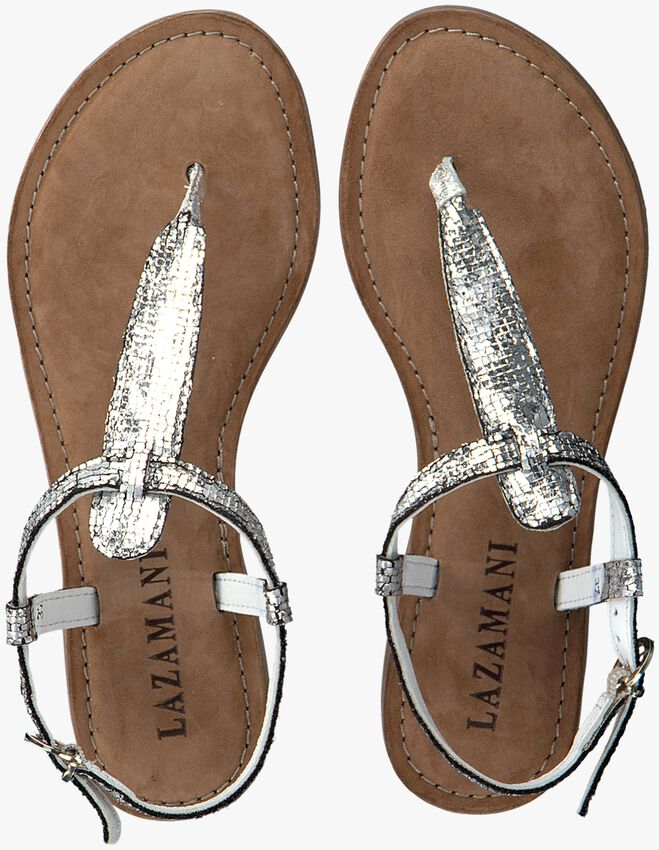 Zilveren LAZAMANI Sandalen 75.616  - larger