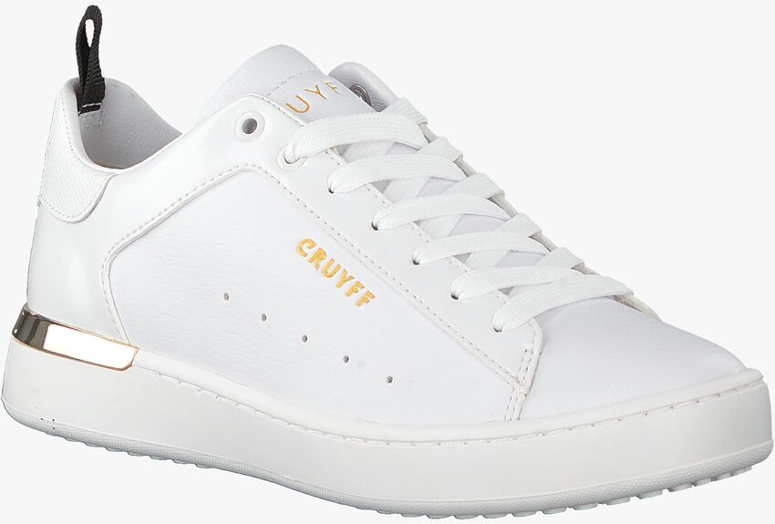 Witte CRUYFF Lage sneakers PATIO LUX - larger