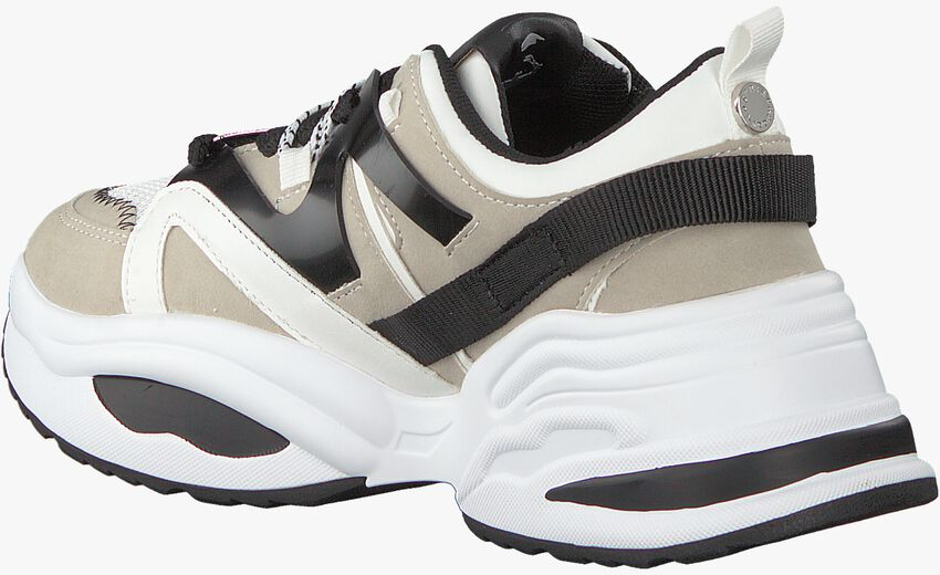 Beige STEVE MADDEN Sneakers FAY  - larger