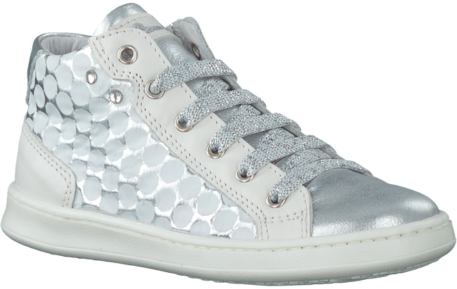 Witte BANA&CO Sneakers 45056  - large