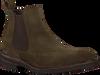 Groene GREVE Chelsea boots 1405  - small