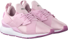 Roze PUMA Sneakers MUSE SATIN II - small