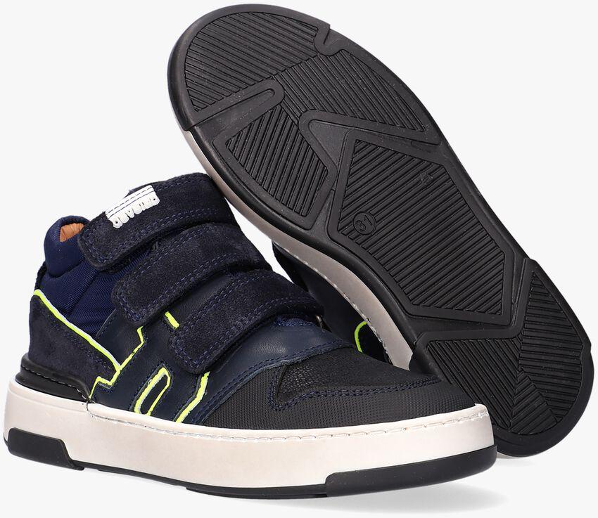 Blauwe DEVELAB Hoge sneaker 41951  - larger