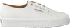 Witte SUPERGA Sneakers LAMEW  - small