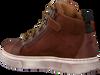 Cognac DEVELAB Hoge sneaker 41879  - small