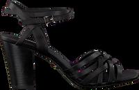 Zwarte LOLA CRUZ Sandalen 131Z10BK  - medium