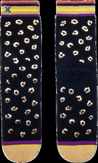 Zwarte XPOOOS Sokken SHIRLEY  - large