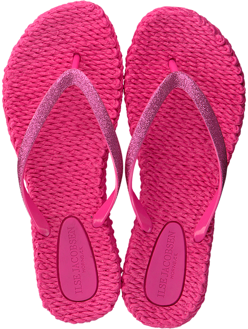 Roze ILSE JACOBSEN Slippers CHEERFUL01 - large
