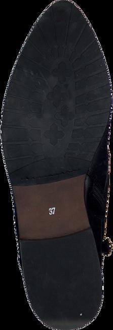 Zwarte ELVIO ZANON Enkellaarsjes 5201  - large