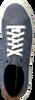 Blauwe TOMMY HILFIGER Sneakers SEASONAL TEXTILE  - small