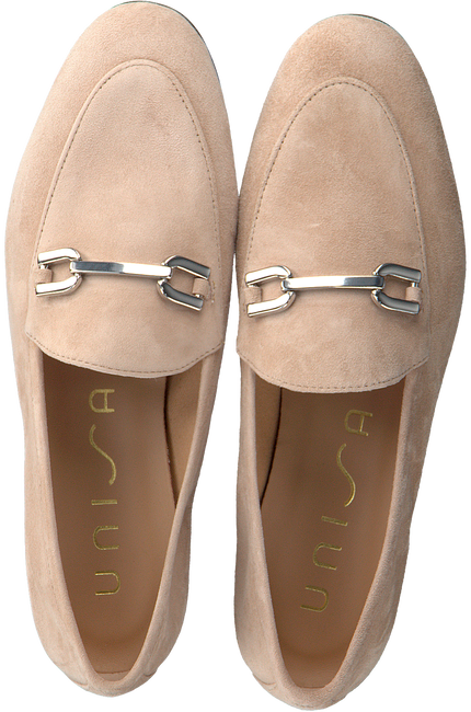 Beige UNISA Loafers DALCY  - large