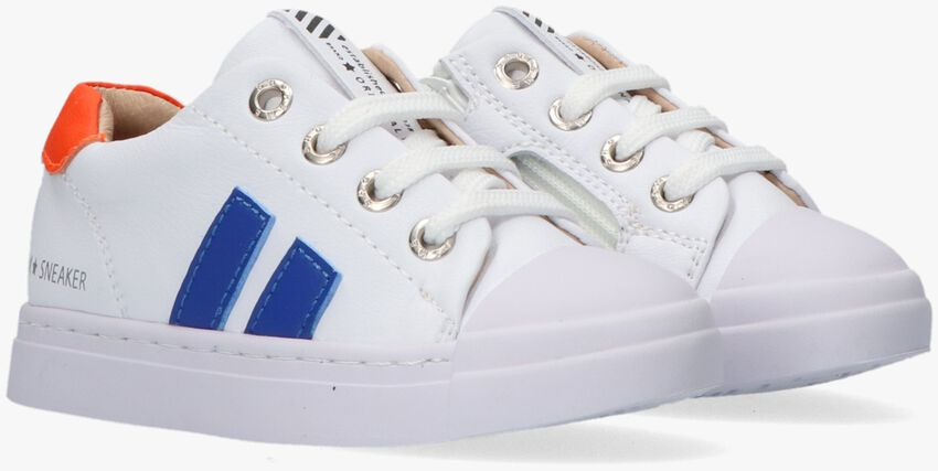 Witte SHOESME Lage sneakers SH21S010 - larger