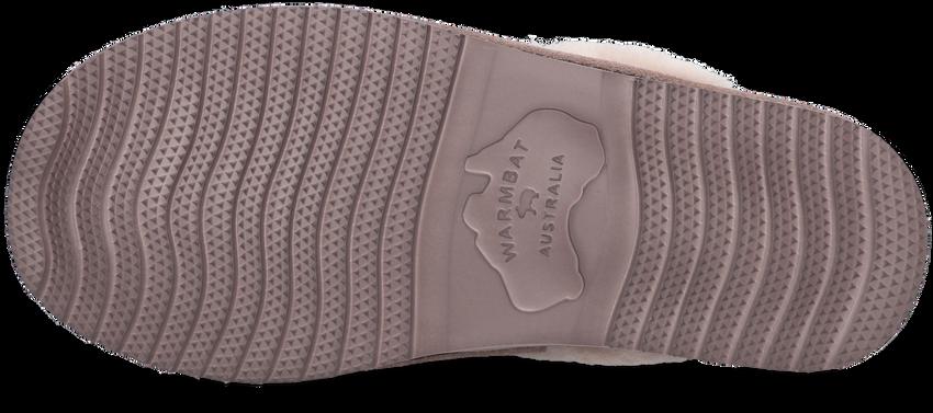 Taupe WARMBAT Pantoffels LISMORE  - larger