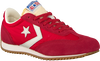 Rode CONVERSE Ballerina's ALL STAR TRAINER OX ENAMEL RE - small
