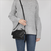 Zwarte BY LOULOU Clutch 01POUCH90S - small