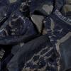 Blauwe I LOVE MY MOMENT Sjaal BELINDA - small