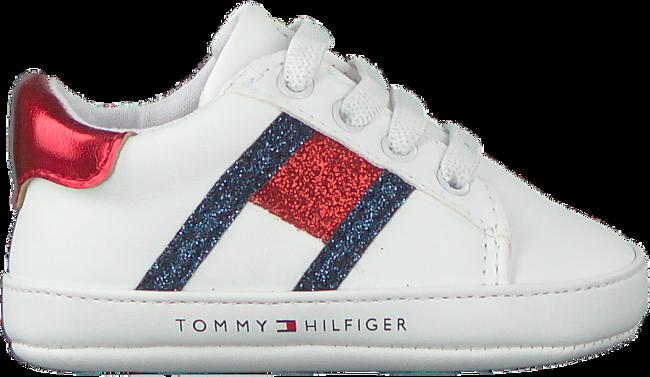 Witte TOMMY HILFIGER Babyschoenen LACE-UP SHOE  - large