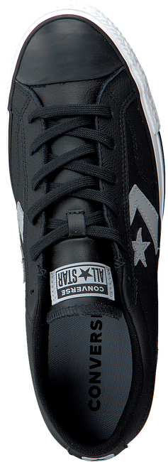 Zwarte CONVERSE Sneakers STAR PLAYER OX - large