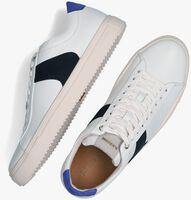 Witte BLACKSTONE Lage sneakers VG09  - medium