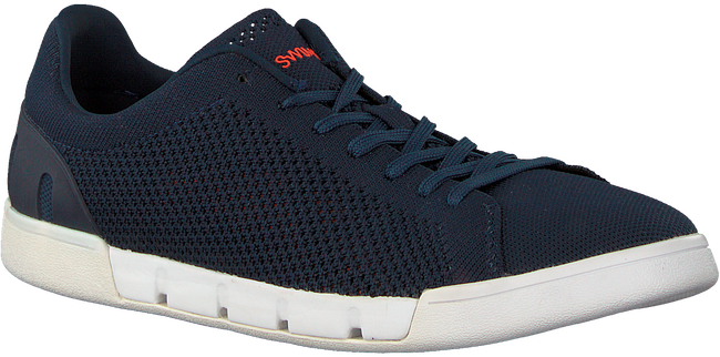 SWIMS LAGE SNEAKER BREEZE TENNIS KNIT - large