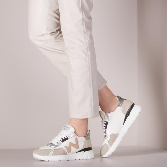 Witte WOMSH Lage sneakers VEGAN RUNNY  - large