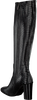 Zwarte NOTRE-V Lange laarzen AH201  - small