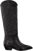 Zwarte OMODA Lange laarzen 00196 - small