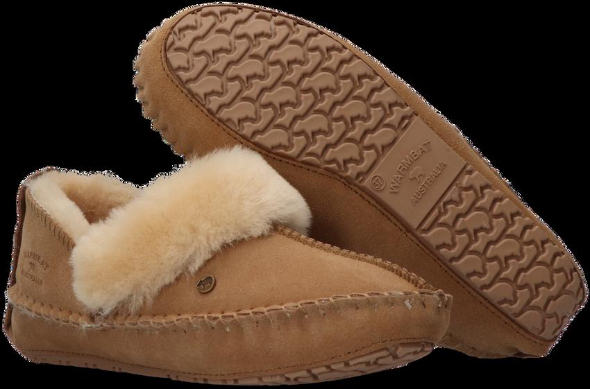 Camel WARMBAT Pantoffels BARRINE  - larger