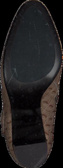 Taupe LOLA CRUZ Enkellaarsjes 285T78BK - large