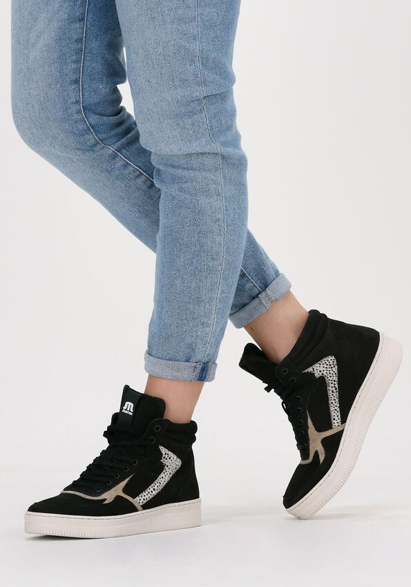 Zwarte MARUTI Hoge sneaker MONA  - larger