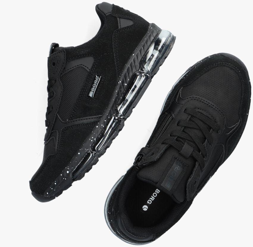 Zwarte BJORN BORG Lage sneakers X500 SPK K  - larger